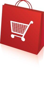 Retail shopping bag