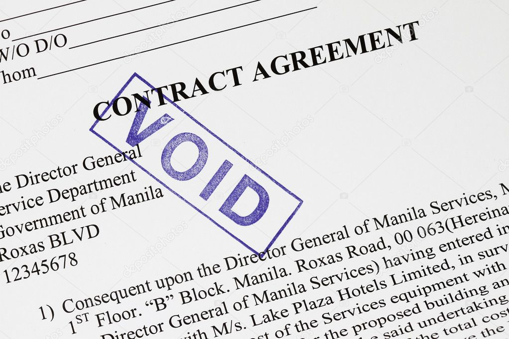 Elements of a Valid Contract