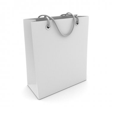 Bag isolated