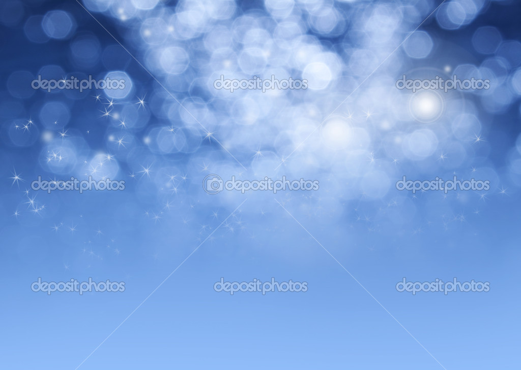 Star dust magical background