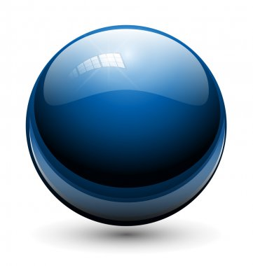 Glass sphere