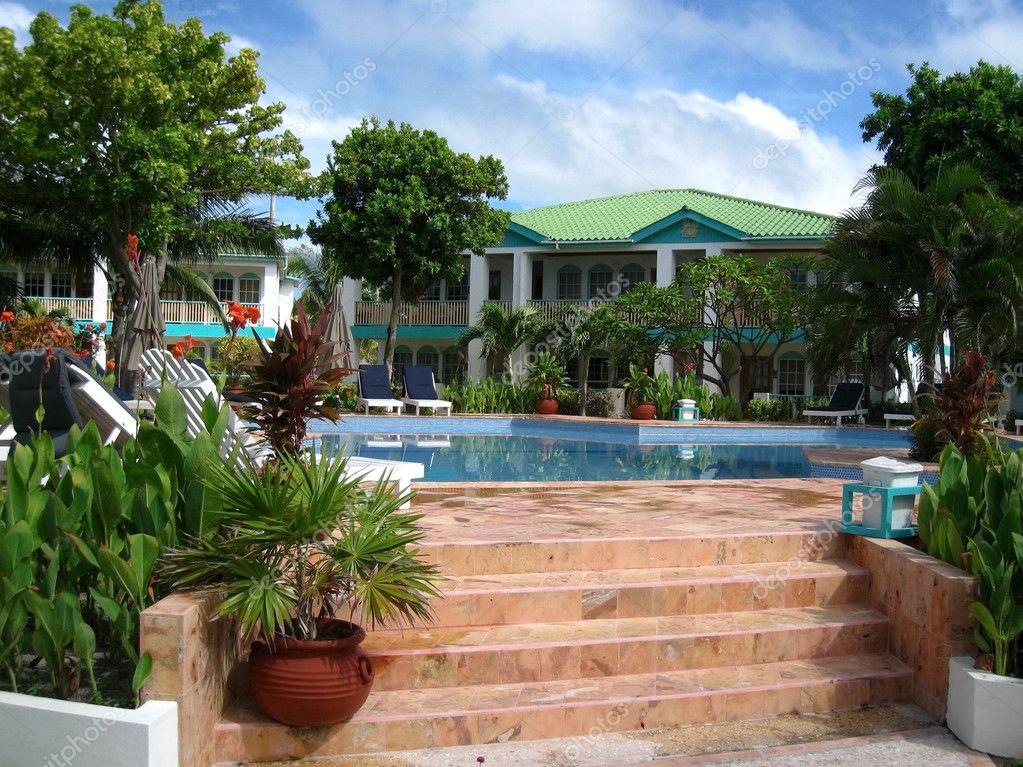 Tropical Resort at Ambergris Caye