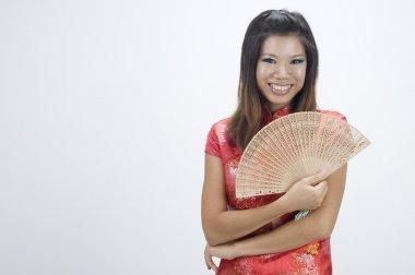 Chinese girl