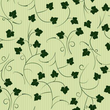 Ivy - seamless pattern