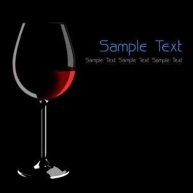 Wine, vector illustration