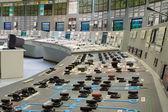 kontrolní místnost - jaderné elektrárny