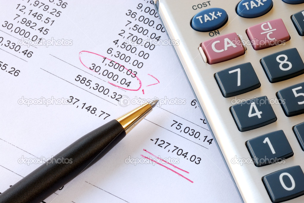 Find a mistake during auditing