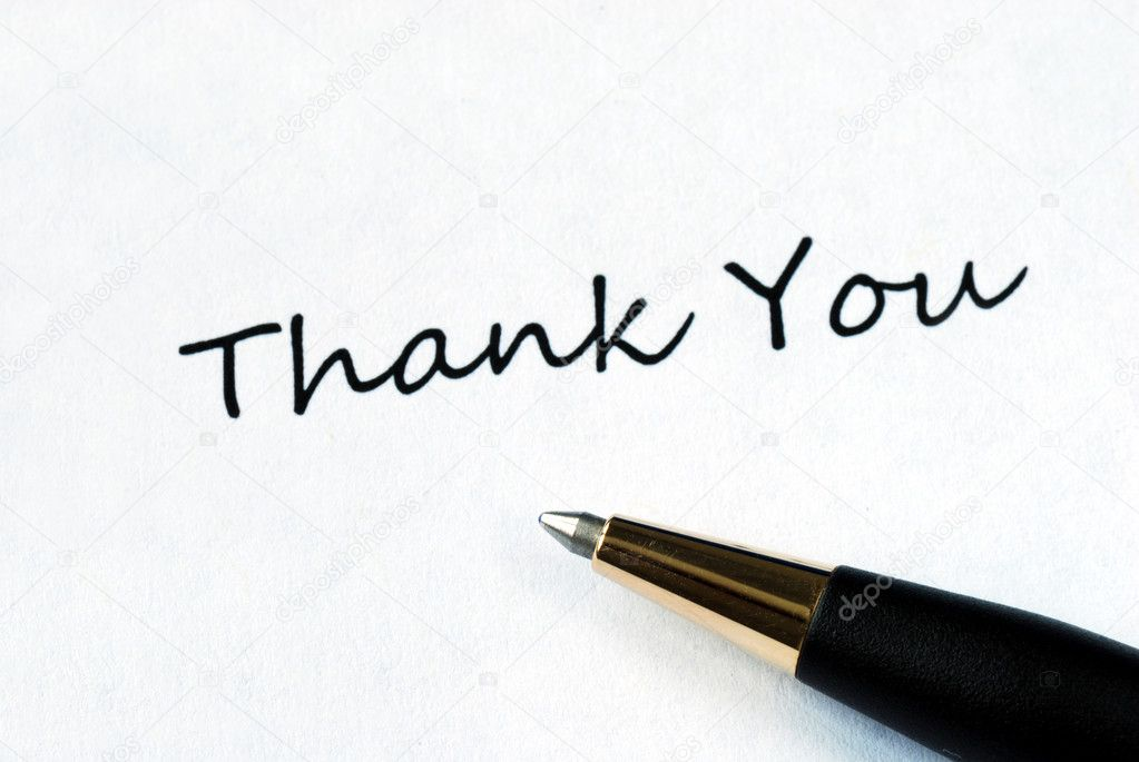 """""""Thank You"""" Greeting Gift Stylus Pens For TouchScreen Devices - 2  in 1"""