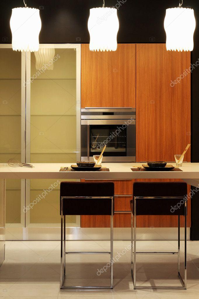 cucina bar — Foto Stock © Baloncici #3186768