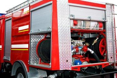 Yangın pompa motoru