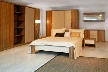 Wooden bedroom 3
