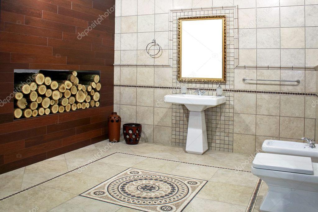 Italienische Badezimmer — Stockfoto © Baloncici #3266292