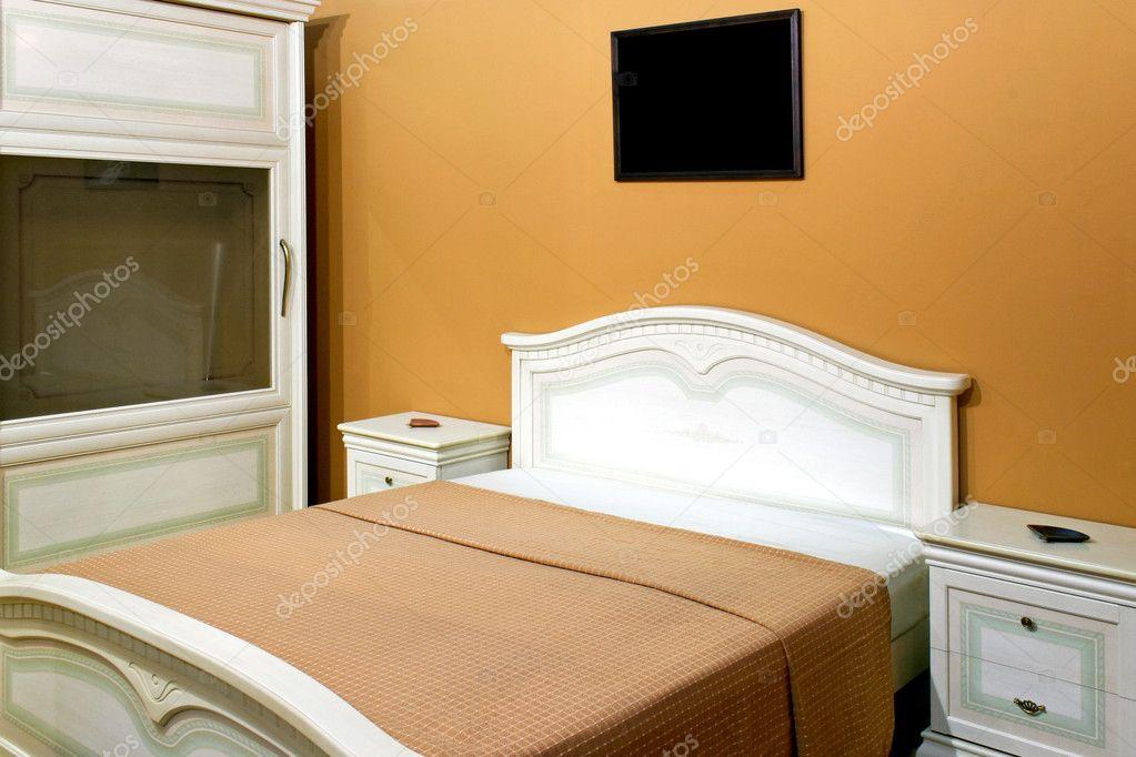 alte Schlafzimmer — Stockfoto © Baloncici #3292519