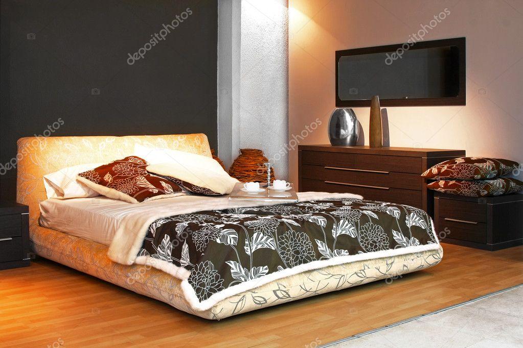 Bett-Winkel — Stockfoto © Baloncici #3459909