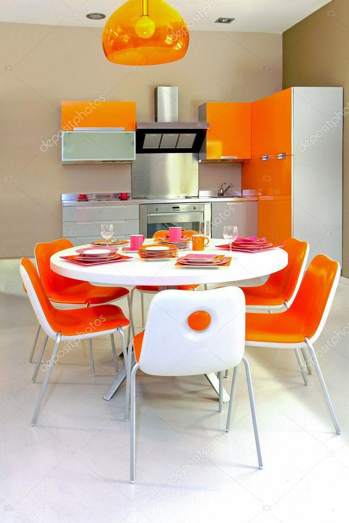 Hervorragend Bunte Küche U2014 Stockfoto