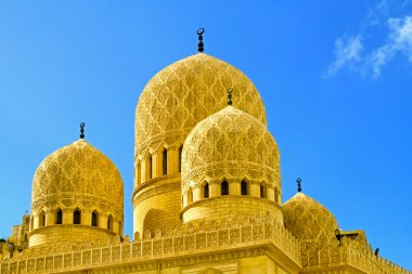 Mosque domes