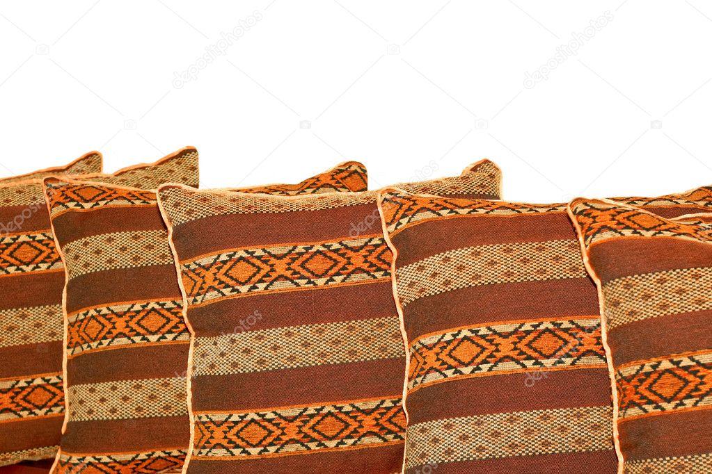 Indyjskie Poduszki Zdjęcie Stockowe Baloncici 3611810