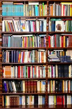 Books vertical