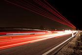 Provoz v noci