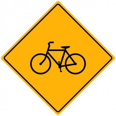 Bicyle Sign Illustration