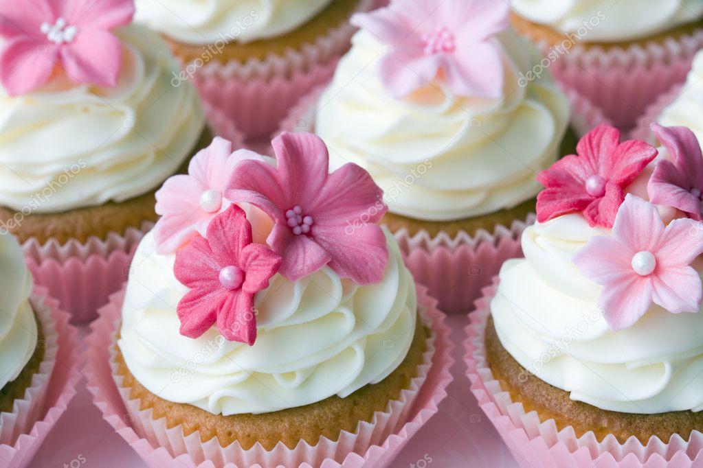 Wedding Cupcakes Stock Photo Ruthblack 2702935