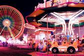 Fotografie Amusement Park