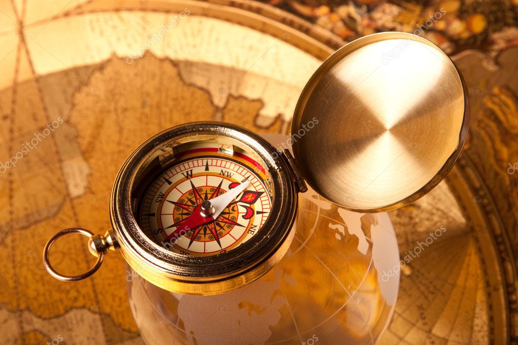 Treasure Compass