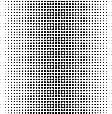 Vector dots pattern