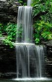 Vodopád je krásný