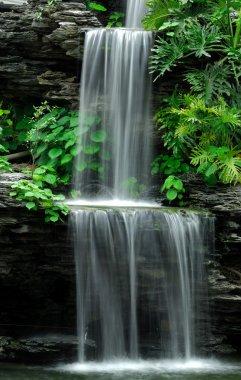 Waterfall is beautiful