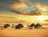 Fotografie African village