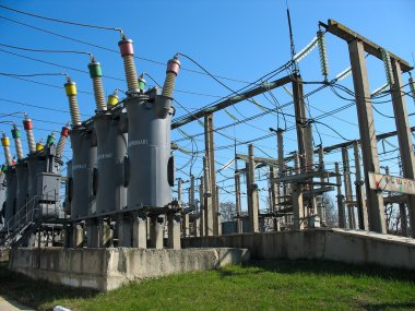 High voltage electric converters