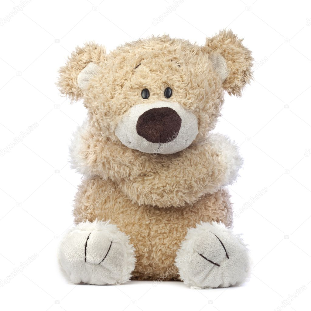 Sad and lonely teddy bear stock photo dwiedemann 3908471 an adorable teddy bear that is cold sad and hurt hugging himself photo by dwiedemann thecheapjerseys Gallery