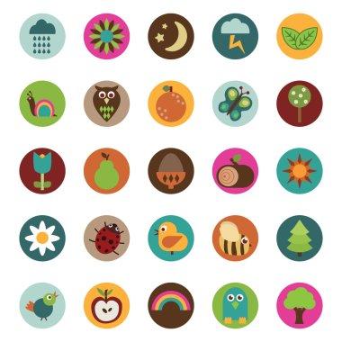 Nature badges