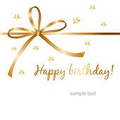 Všechno nejlepší k narozeninám karta