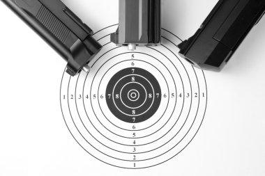 Target and air guns