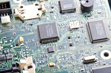 Computer motherboard parts