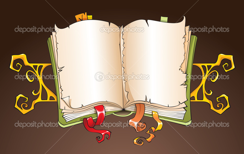 Картинки рваных книжек
