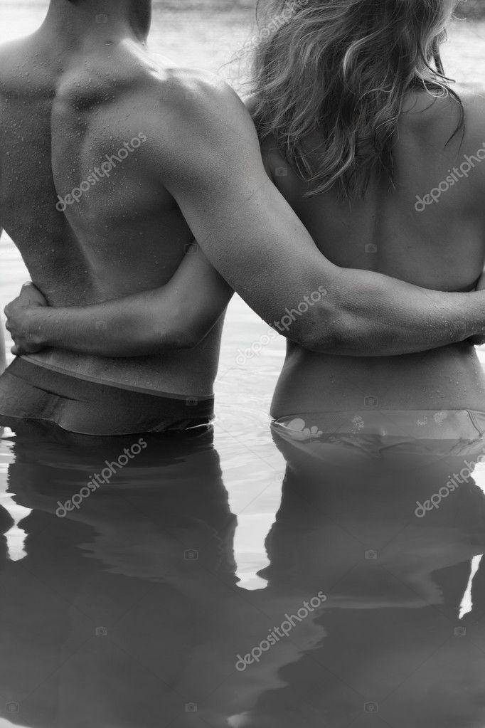 Wet couple