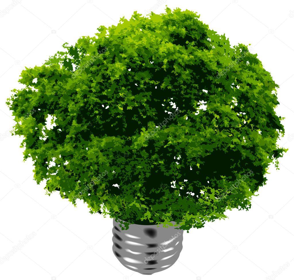 Eco energy - vector format
