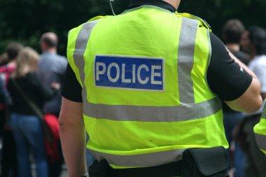 British policeman