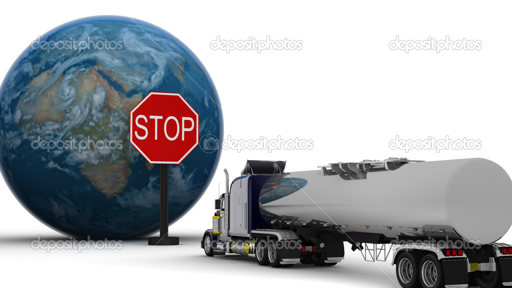Stop the pollutio