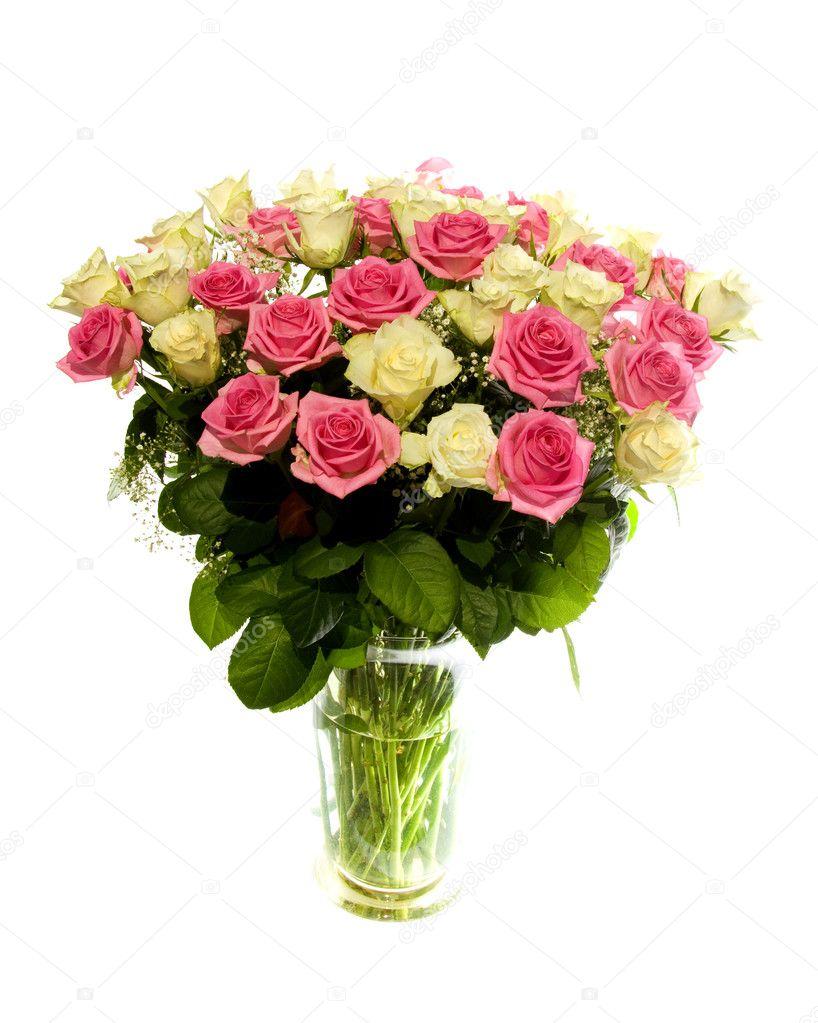 Bouquet Of Roses Stock Photo Sannie32 2976604