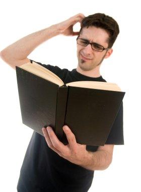 Confused Reader