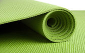 zöld jóga szőnyeg