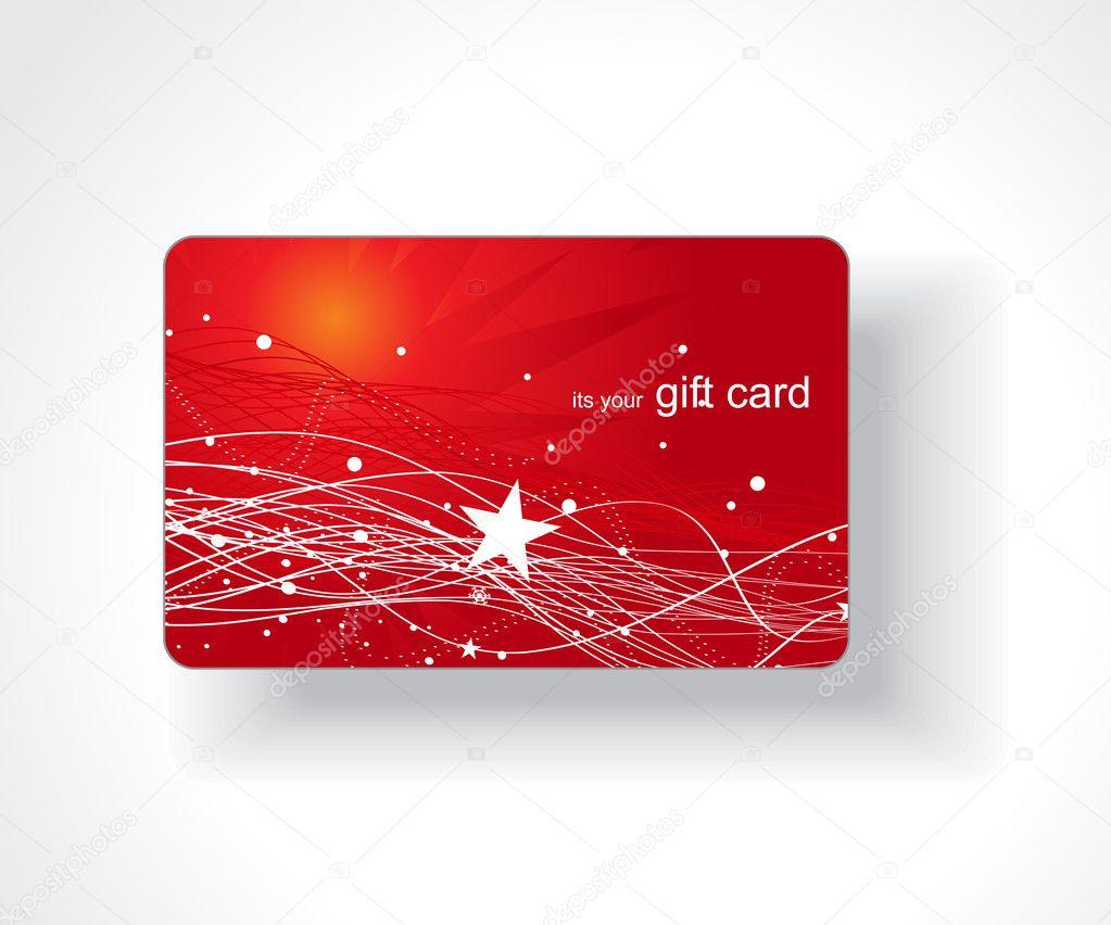 Beautiful gift card