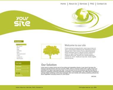 Ecology web site
