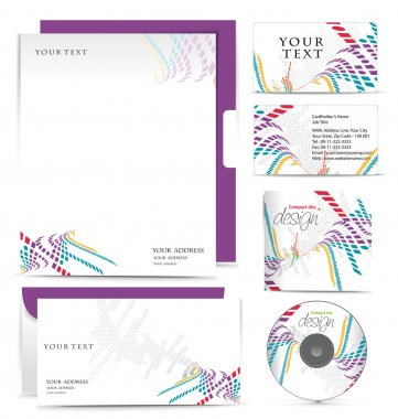 Business style templates for your project design, Vector illustration. clip art vector