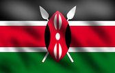 Photo Flag of Kenya