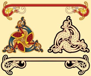 Celtic motifs